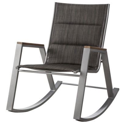 target outdoor rocking chair 99 threshold bryant sling patio rocking chair target