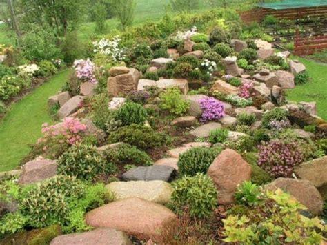 1001 Id 233 Es Et Conseils Pour Am 233 Nager Une Rocaille Fleurie Rock Garden Definition
