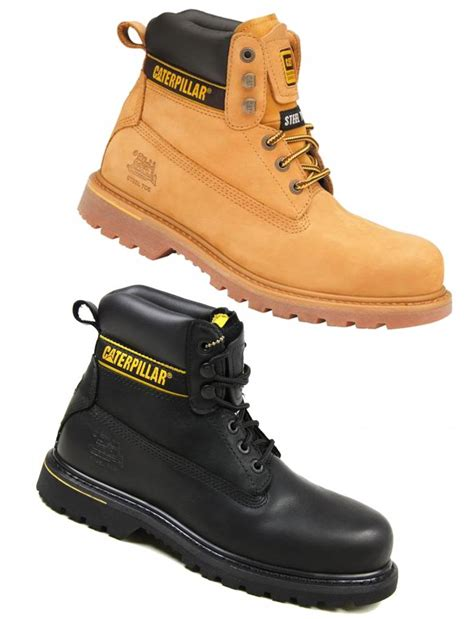 Caterpillar Legend Safety work safety boots coltford boots