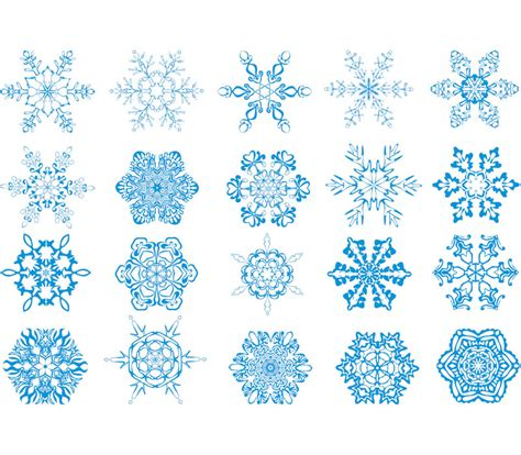 images of christmas snowflakes christmas vector graphics blog page 37