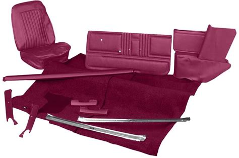 complete upholstery camaro parts interior soft goods interior upholstery