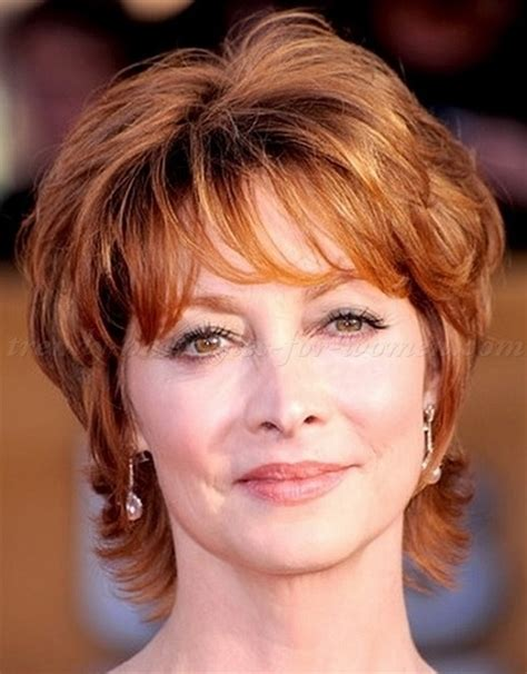 60 plus hair styles for very thin hair short hairstyles for women over 50 2015