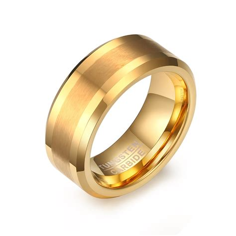 get cheap mens gold rings aliexpress