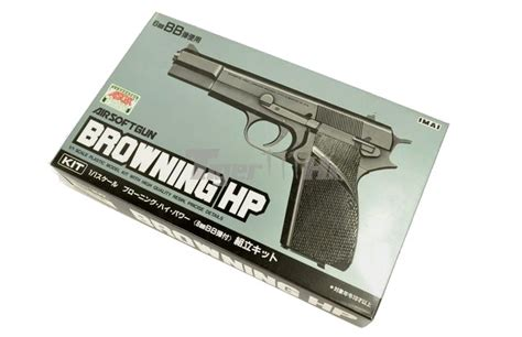 Hp Bb J 3 imai air cocking browning hp 6mm bb pistol model kit black airsoft tiger111hk area