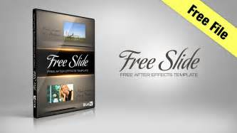 Free Slide After Effects Template Bluefx Youtube Free Lyric Template After Effects