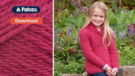 patons childrens knitting patterns free free patons children s knitting pattern loveknitting