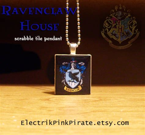 scrabbling claws ravenclaw scrabble pendant by electrikpinkpirate on deviantart