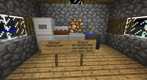 How To Make Furniture In Minecraft by Furniture Minecraft Project