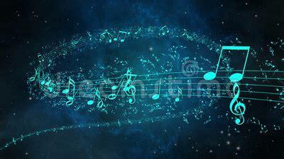 imagenes musicales full hd fondo animado con las notas musicales notas de la m 250 sica