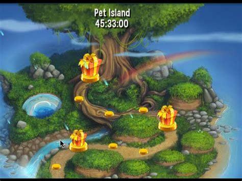 island rescue pet rescue saga pet island 30th may level 1