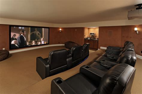trafalgar contemporary media room and purchase consultation and whole house renovation in