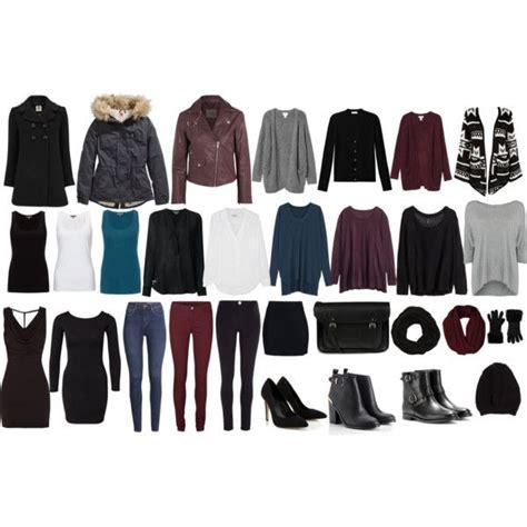 30 Item Wardrobe by Quot 30 Item Minimalist Winter Capsule Wardrobe Quot I Would