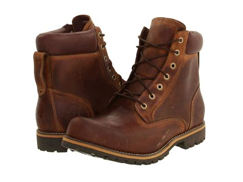 Rugged Timberland Boots by Timberland Earthkeepers 174 Rugged 6 Quot Boot In Brown For
