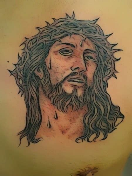 crown of thorns tattoo designs christian jesus crown of thorns tattoomagz