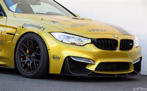 european car tuner gp and bmw m4 coupe