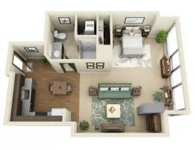 House Apartment Design Plans Studio Apartment Floor Plans