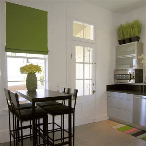 Roller Blinds In Kitchen shade in lime green for san francisco kitchen modern roller blinds