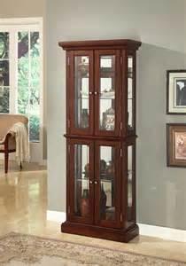 Broyhill Corner Curio Cabinet Int If5901 Curio Furtado Furniture