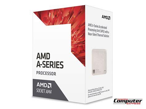 Processor 7th A8 9600 Apu Amd Box computer express