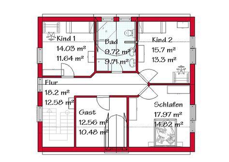 Kinderzimmer Grundriss Beispiele by Moderner Hausbau Einfamilienh 228 Usern Gse Haus