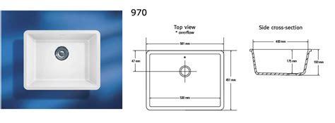 Corian 970 Sink by Corian Worktops 50 All Corian Worktops Envy