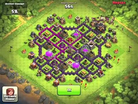 images for strongest base for clash of clans clash of clans strong town hall 9 hybrid base youtube