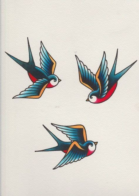 small swallow tattoo image result for american traditional