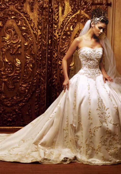 Pretty Wedding Dresses by Beautiful Pretty Wedding Dress Image 400751 On