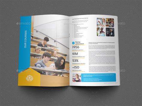 brochure template university university college brochure bundle by owpictures