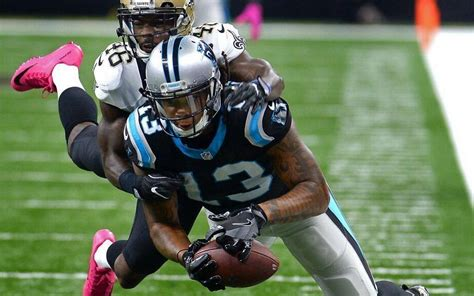 nfl should carolina panthers up kelvin benjamin