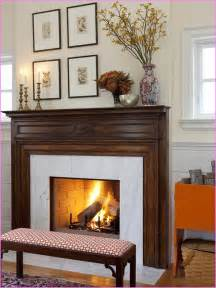 decorating fireplace hearth home design