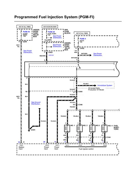 dt466 fuel system diagram international 4300 injector wiring diagram get free