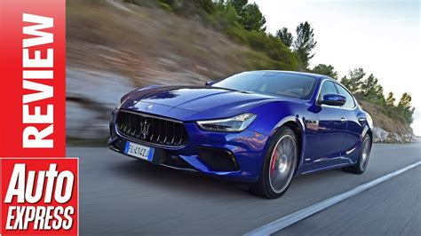 New Maserati Ghibli by New Maserati Ghibli S Gransport Review Is It A Match For