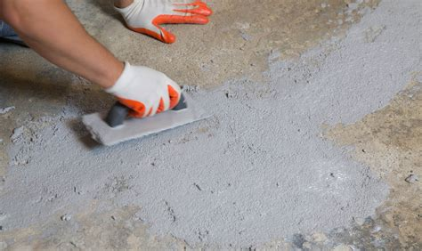 Concrete Floor Repair Concrete Repair Guide Gloss