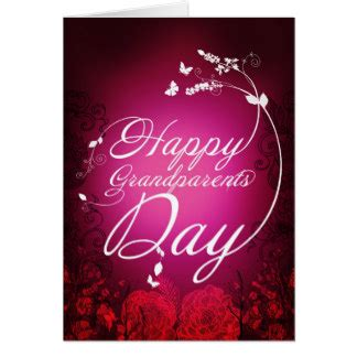 grandparents day greeting card templates happy grandparents day cards photo card templates