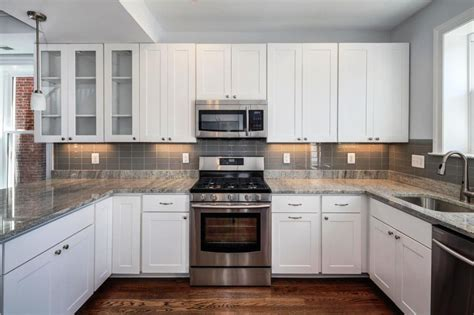 white kitchen cabinet designs white kitchen with slate appliances google search
