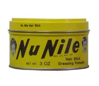 Pomade Nu Line murray s nu nile hair slick dressing pomade 3 oz