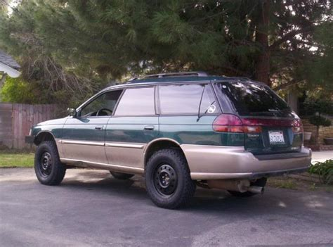 1998 subaru legacy custom 1998 subaru legacy outback limited modified wagon