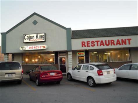 cajun king cajun king oklahoma city ok