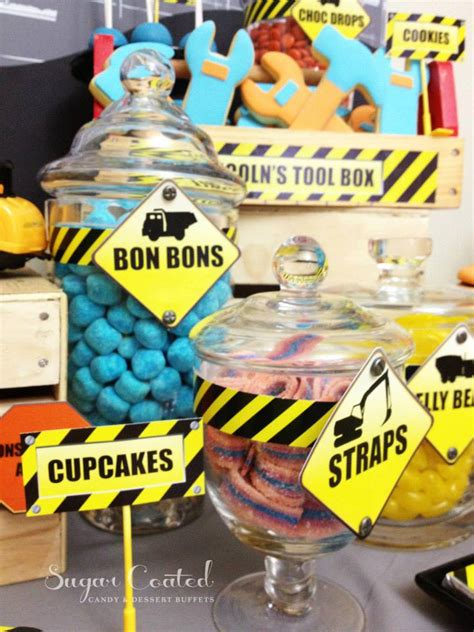 Construction Baby Shower Ideas by Construction Themed Baby Shower Baby Shower Ideas