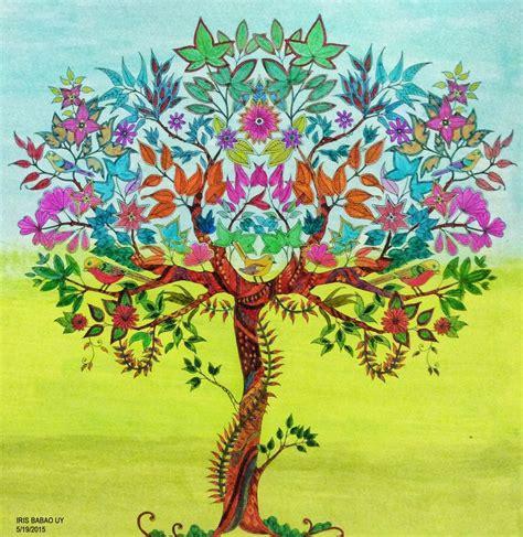 best markers for secret garden coloring book from secret garden colouring book used glazes and copic