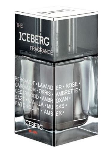 Parfum Perfume Fragrances Iceberg the iceberg fragrance for iceberg cologne een geur