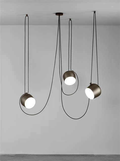 Flos Pendant Lights Aim Contemporary Style Pendant L By Flos Design Ronan Erwan Bouroullec