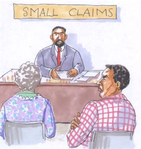 Small Claims Court Search Using The Small Claims Court Esst