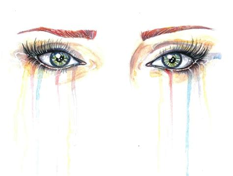 gallery for gt crying eye drawing eyes pinterest