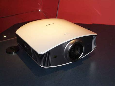 Projector Sony Vpl Cx275 sony vpl vw50 dlp projector audioholics