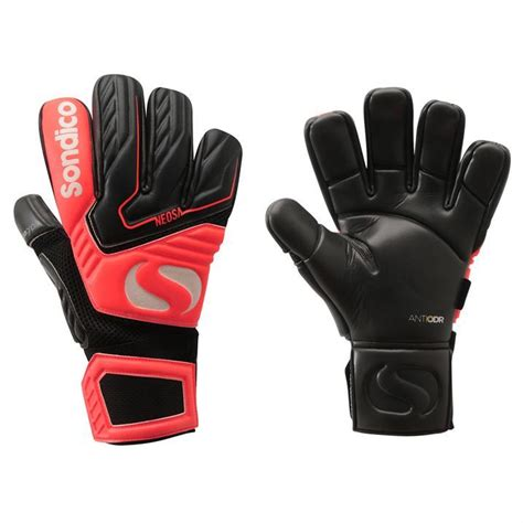 Accessories Football sondico mens neosa goalkeepers gloves sport football