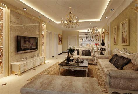 european styles european style small apartment living room tv backdrop