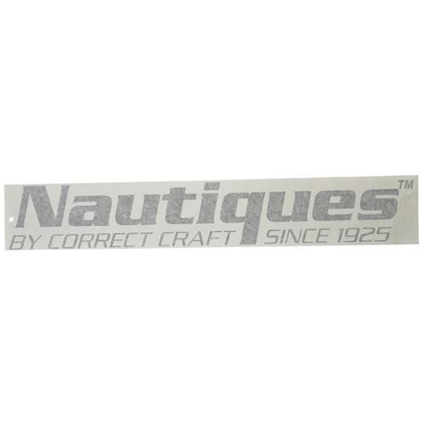 nautique boat decals 85 87 ski nautique decal set nautique parts
