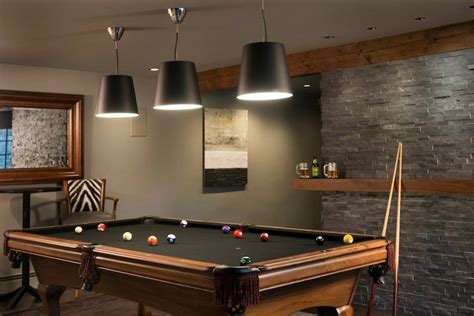 pool room decor basement pool room contemporary basement pinney designs